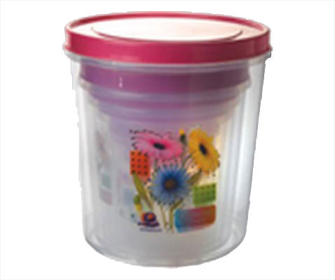 Round Plastic Containers Round Plastic Food Containers Plastic