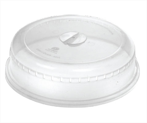 Plastic Microwave Dish Cover