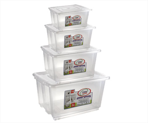 Available Colors  3 & Rectangular Plastic Containers Plastic Multi Storage Containers ...